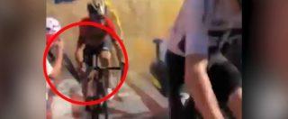 Vincenzo Nibali, addio al Tour de France. Spuntano due video-verità: ecco perché è caduto lo Squalo