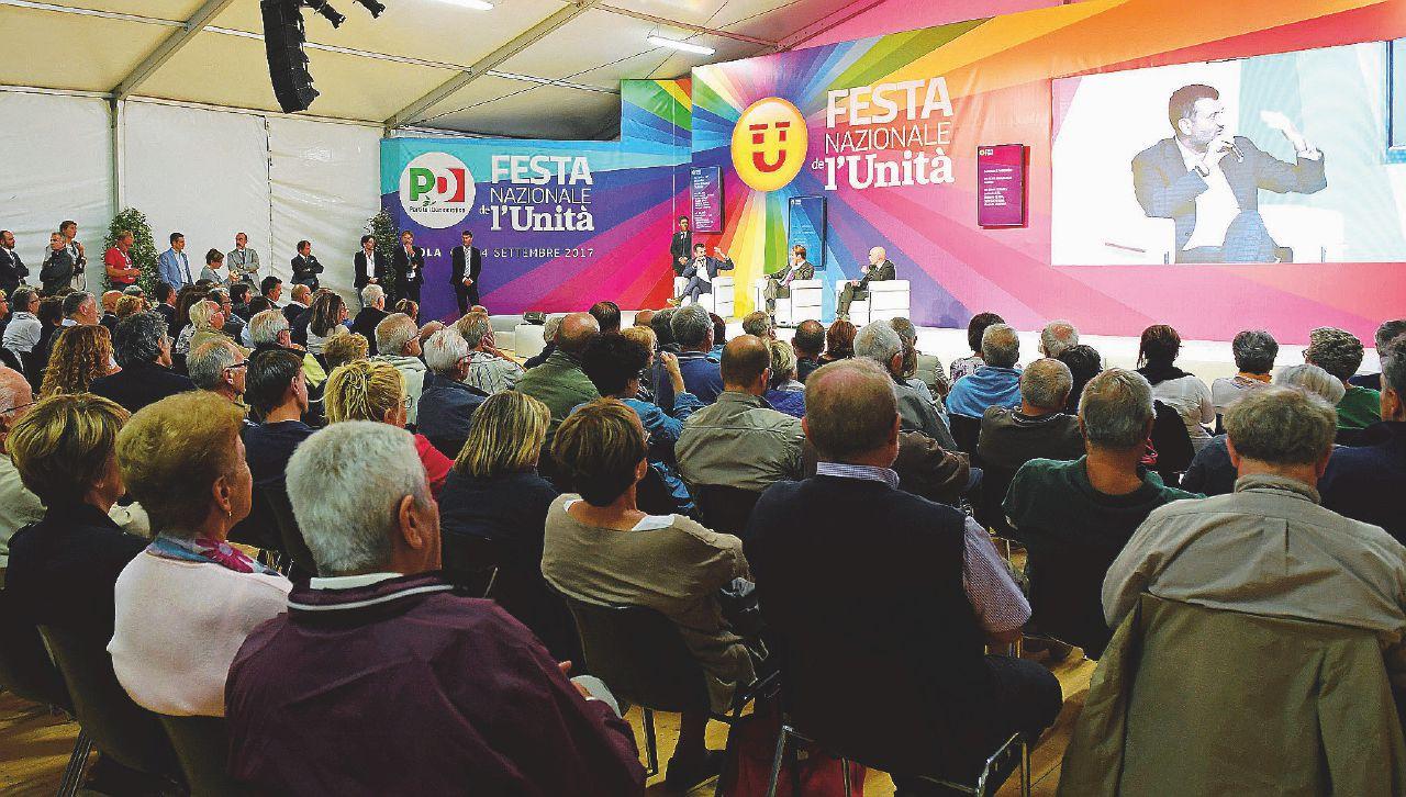 Martina cambia la musica: feste dell'Unità derenzizzate