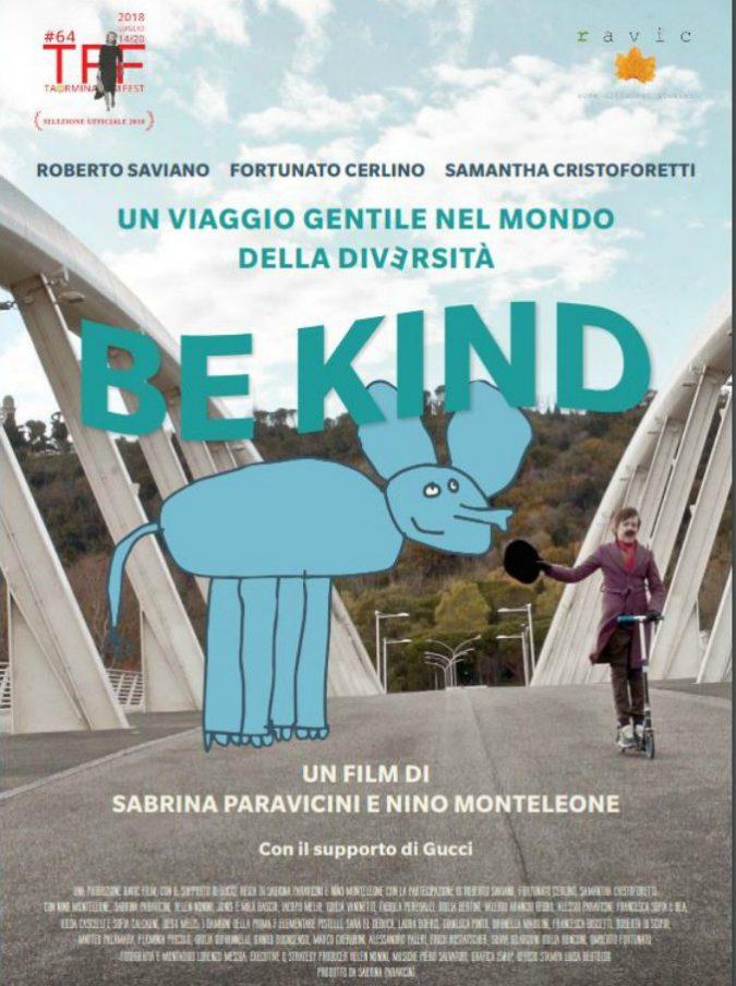 Be Kind, il film-documentario con Roberto Saviano che racconta il mondo visto con gli occhi di un bambino autistico