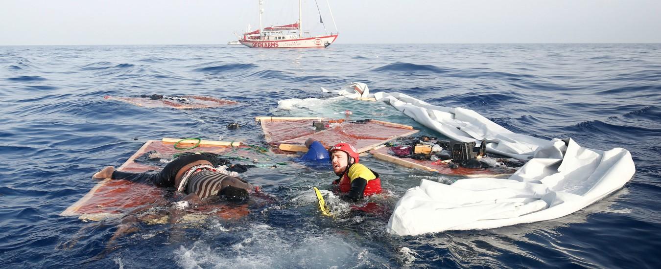 Migranti: Salvini diffida delle ong ma si fida di Visegrad, della Libia e di Al-Sisi