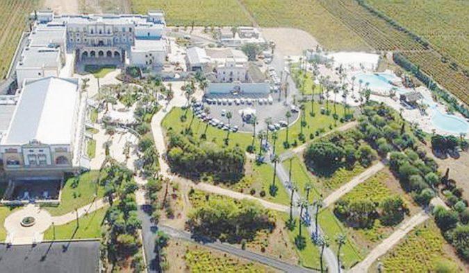 """Il resort e lo Stato che dice 19 volte: """"l'Imu non la pago"""""""