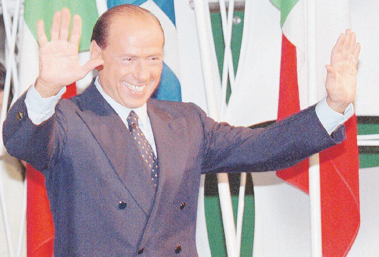 """Graviano parlò di """"Berlusca"""""""