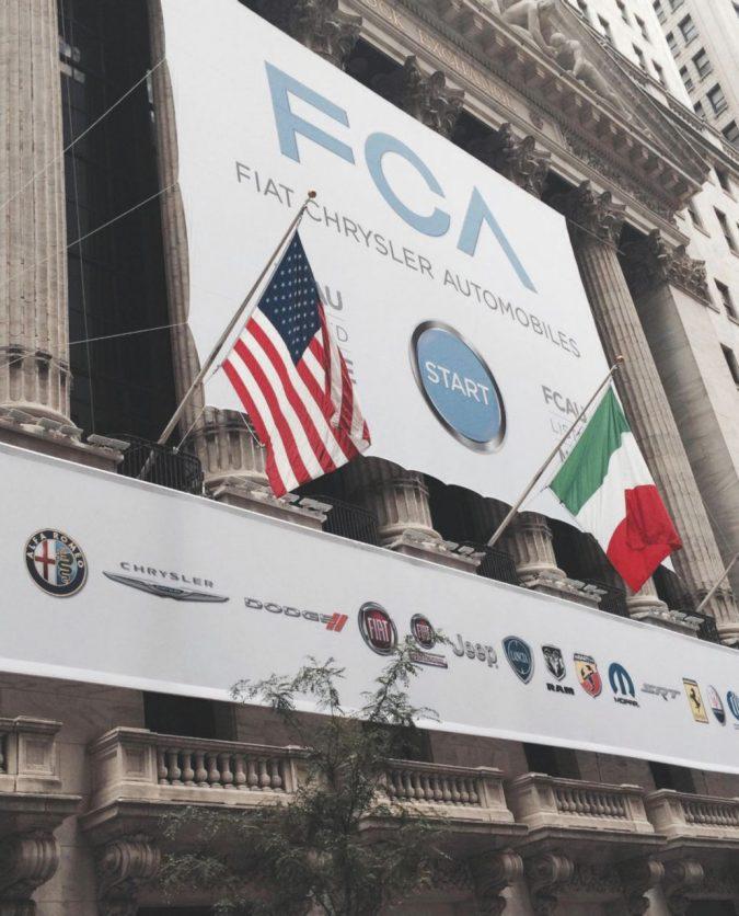 """""""Equilibri precari, Fca è sempre più americana"""""""