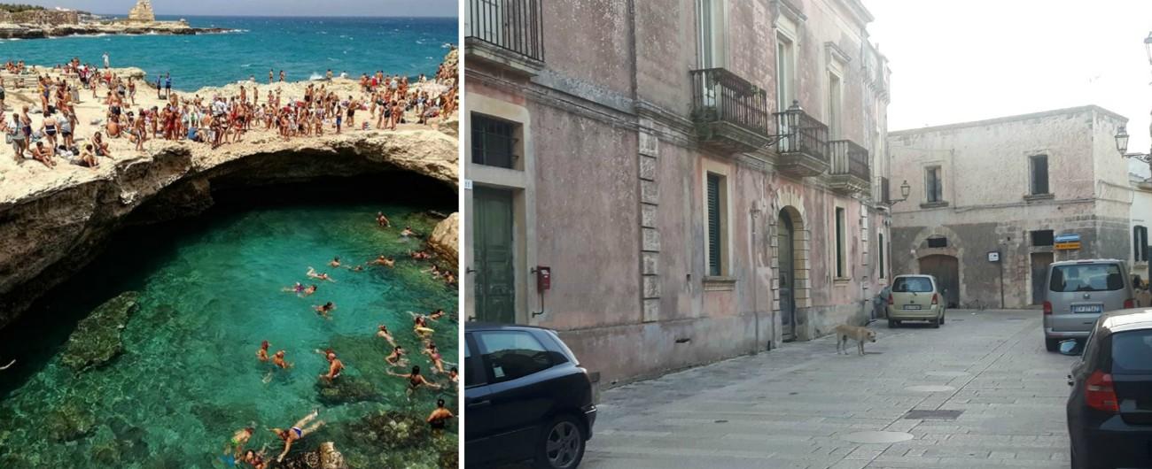 Puglia, l'altra faccia del Salento: turisti in aumento, ma nei paesi è spopolamento record. Nel silenzio della politica