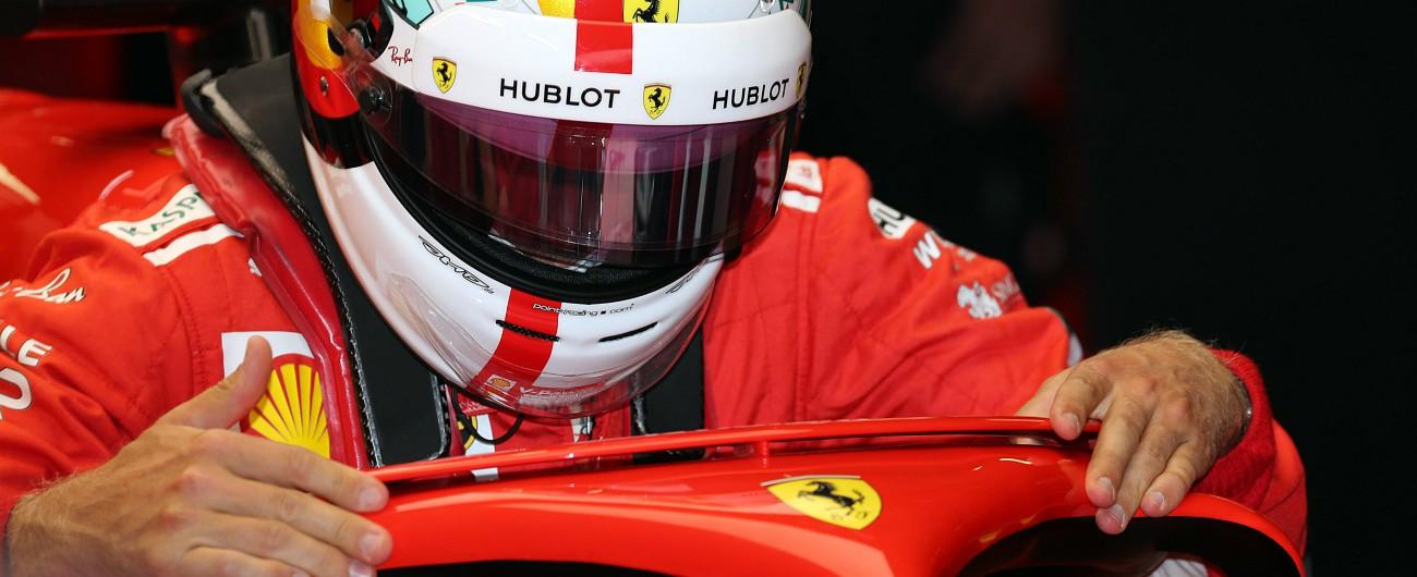 F1 Gp Germania Orari Tv Diretta Sky E Differita Tv8 Vettel Cerca La Vittoria Ferrari Da