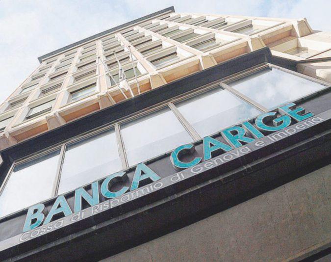 """La Bce boccia Carige: """"Ritardi sul piano"""""""