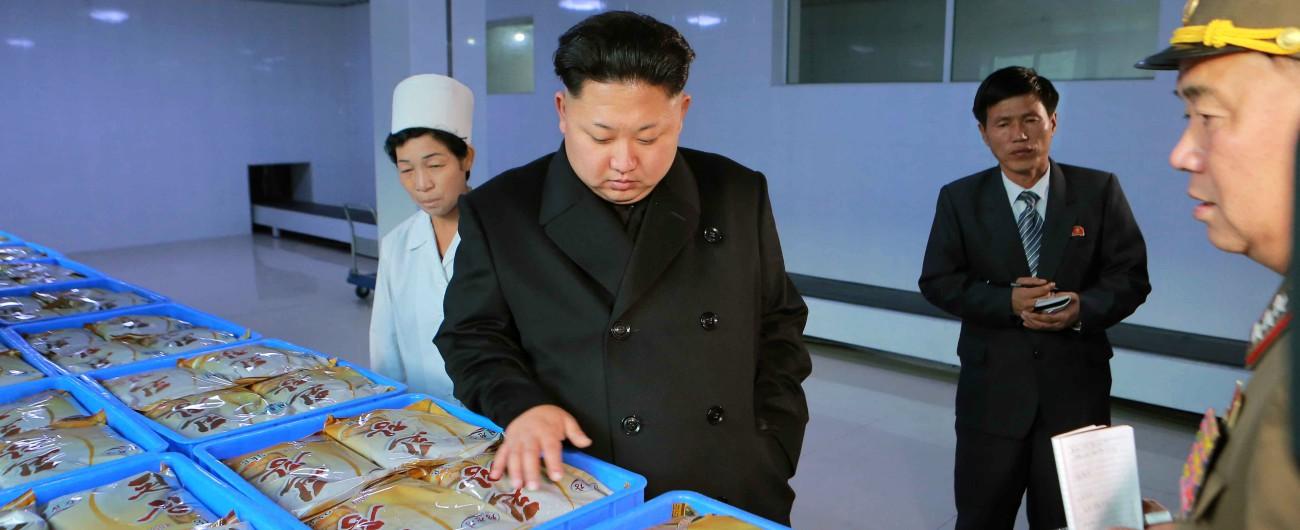 """Nord Corea, l'economia ai minimi da 20 anni: """"Sanzioni bloccano esportazioni"""""""