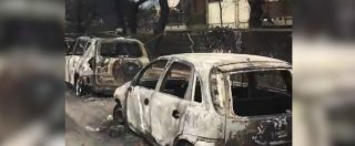 """Incendi Grecia, le immagini dal paese che non c'è più: """"Mati come Pompei, corpi carbonizzati e insediamento distrutto"""""""