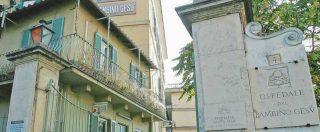 """La bimba rom ferita a Roma rischia la paralisi: """"Non si escludono danni permanenti alla colonna vertebrale"""""""