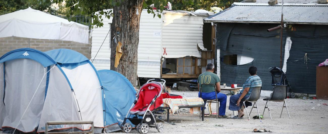 Roma, la Corte Europea per i diritti dell'uomo sospende sgombero del campo rom Camping River fino al 27 luglio