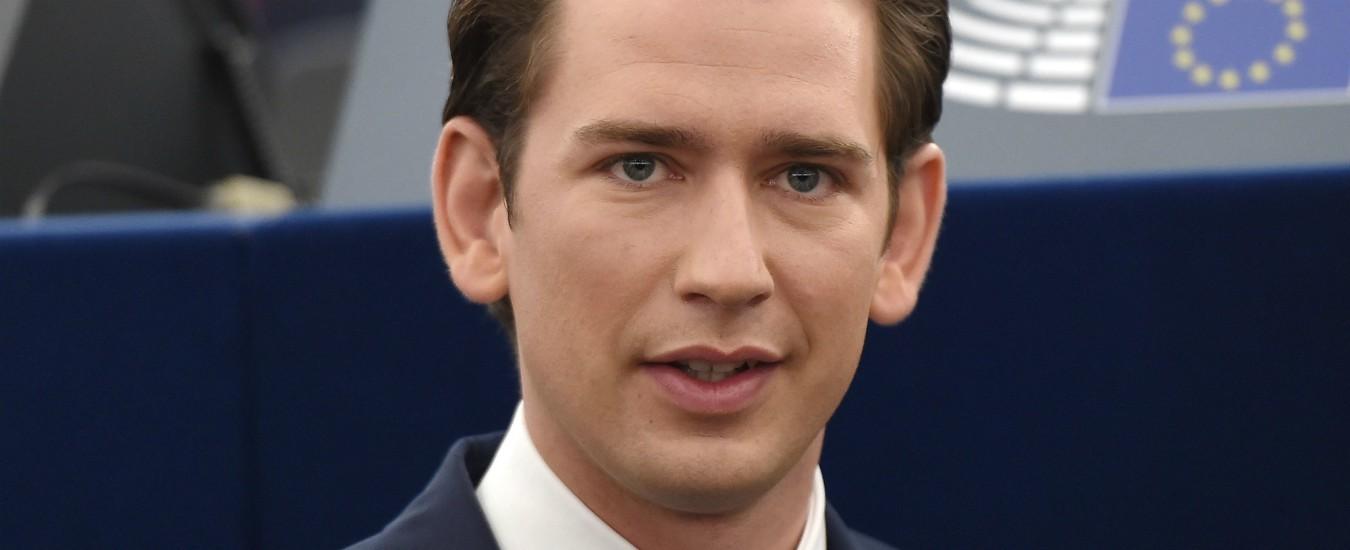 Austria, con il doppio passaporto Sebastian Kurz getta benzina sul fuoco del nazionalismo