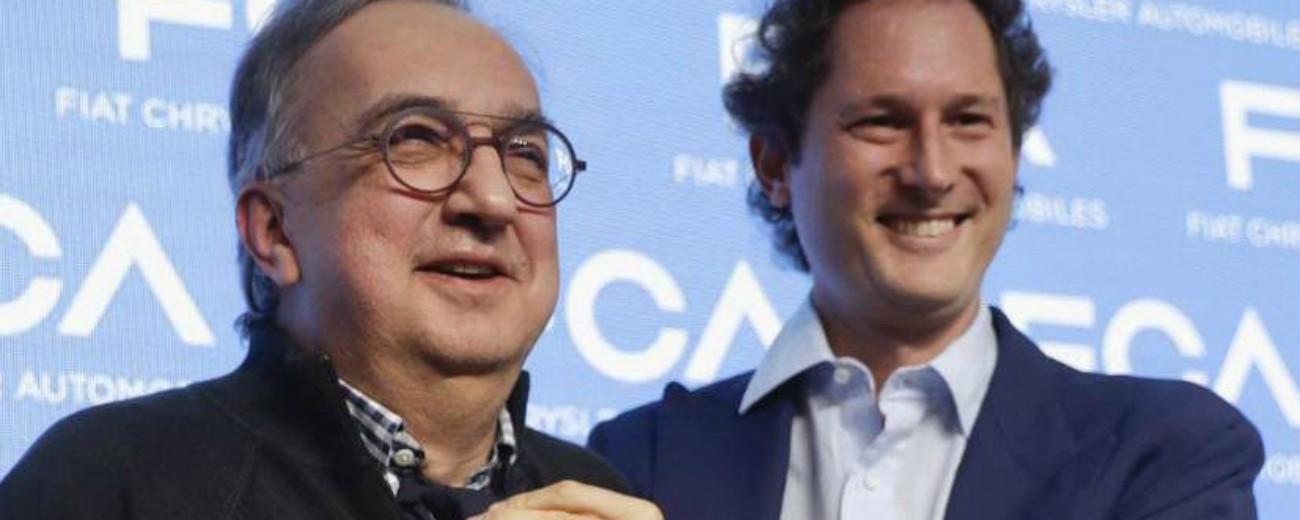"""Sergio Marchionne morto, l'addio di John Elkann: """"Se n'è andato l'uomo e l'amico. Per sempre riconoscenti"""""""