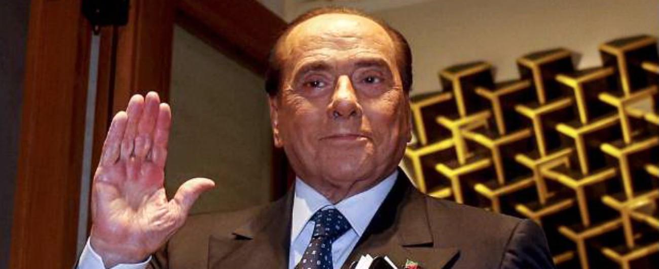 """Mediaset, Berlusconi: """"Governo vuole tetti pubblicitari che la farebbero chiudere il giorno dopo"""""""