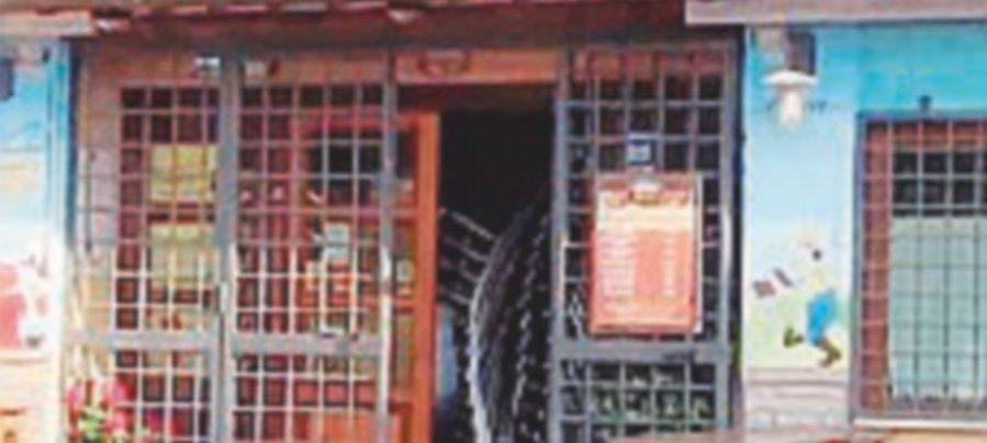 Ostia, brucia il ristorante confiscato ai Fasciani