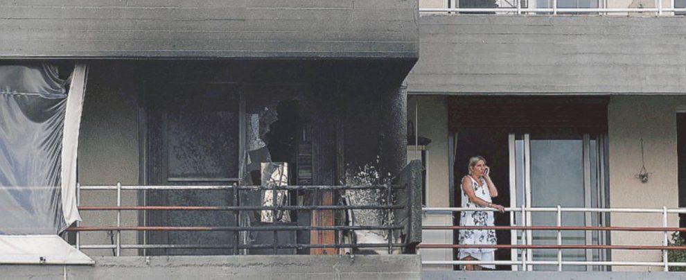 Atene circondata dal fuoco assassino: 80 morti, 187 feriti