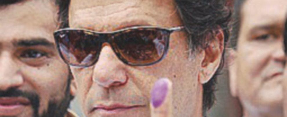 Imran Khan, dal cricket alla poltrona di premier