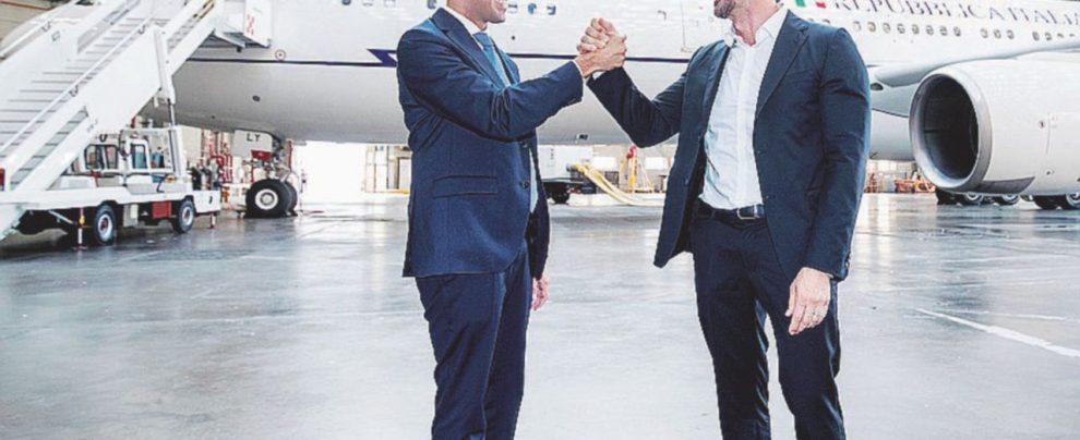 """Basta sprechi"": l'Air Force Renzi resterà nell'hangar"