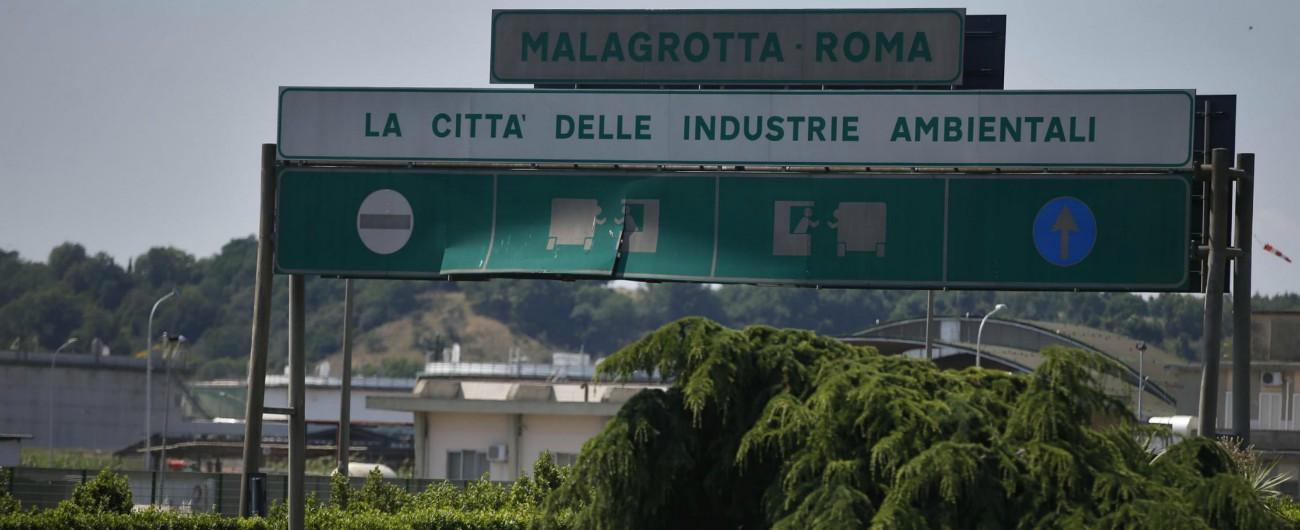 """Malagrotta, percolato non estratto dalla discarica: """"Effetti devastanti"""". Sequestrati 190 milioni di euro alla società E. Giovi"""
