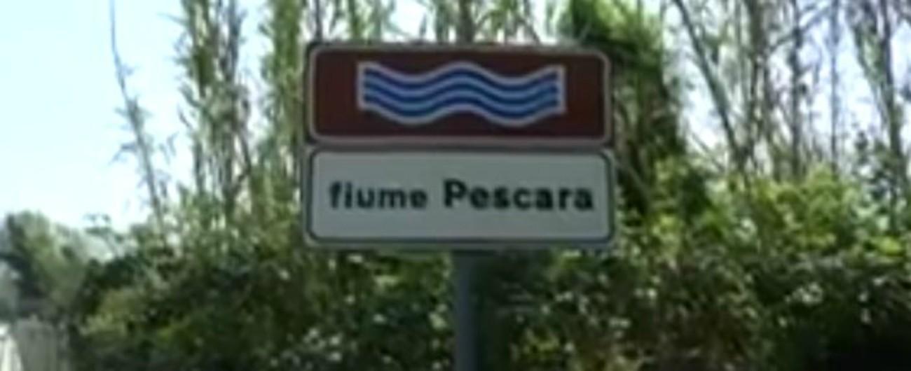 """Pescara, le fogne insieme all'acqua piovana finivano nel fiume (e poi in mare): 14 indagati. """"Prescrizioni eluse"""""""