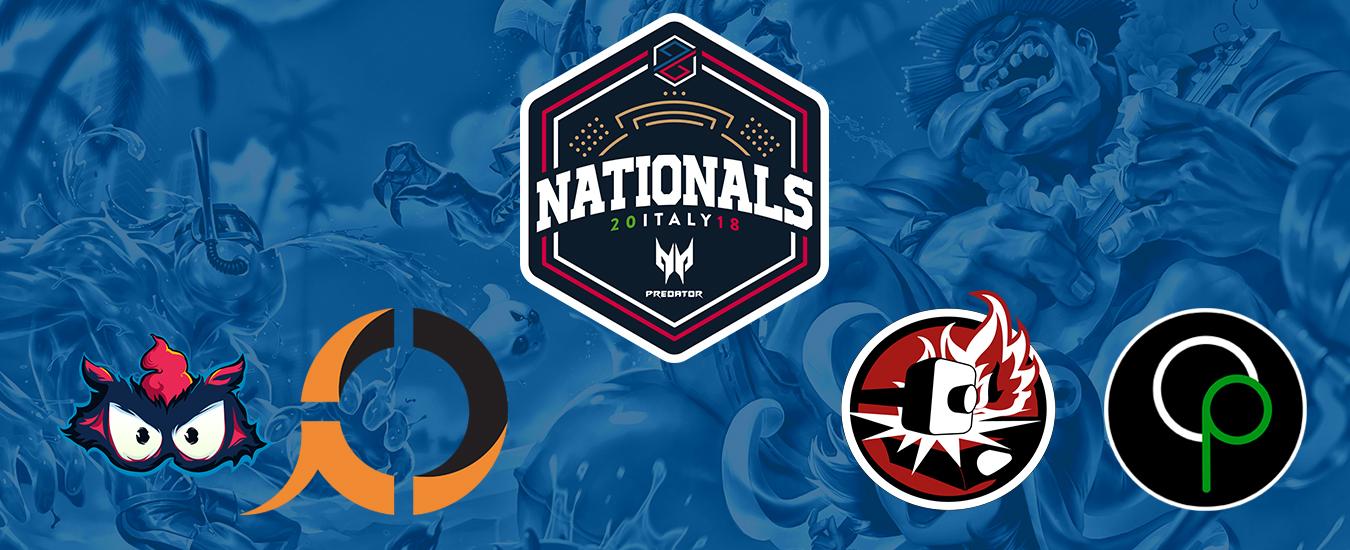 PG Nationals Predator: sabato a Cinecittà World le finali del torneo nazionale di League of Legends