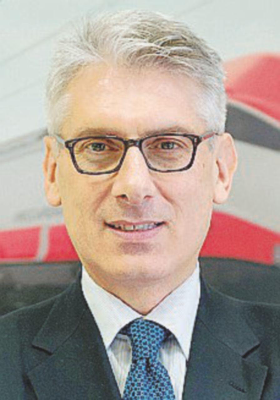 Il presidente Onesti si dà al calcio Trenitalia lo segue