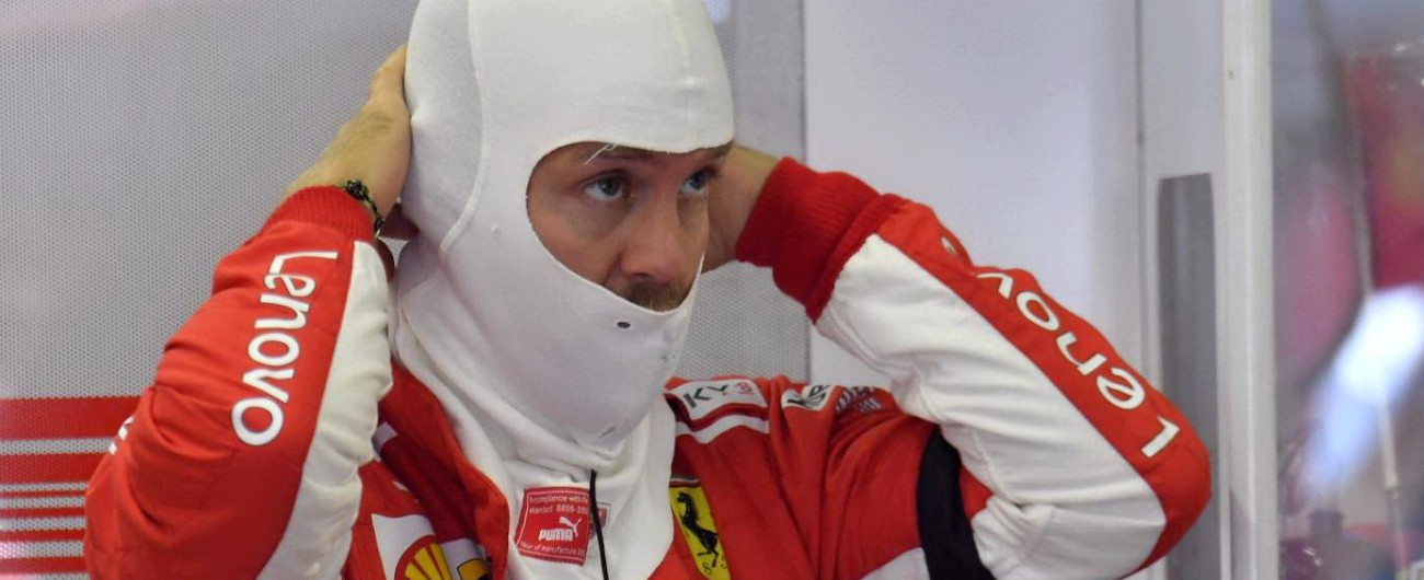 Formula 1, la pioggia frena la Ferrari Ungheria, Mercedes dominano qualifiche Raikkonen e Vettel partono in 2ª fila