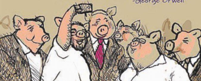 Vignettista, se tocchi il capo supremo muori