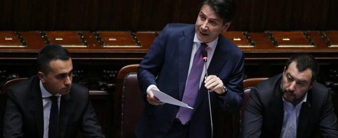 La mia Italia non è quella di Salvini e dei suoi sottoposti Di Maio e Conte