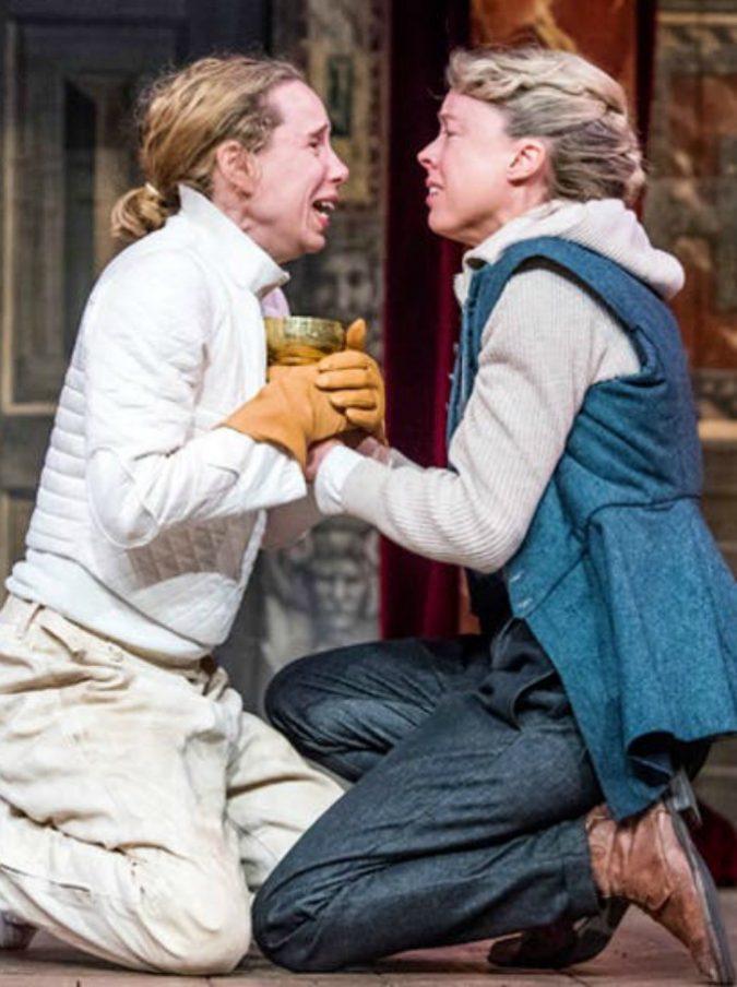 Londra, al Globe Theatre Amleto è donna, mentre Ofelia è un uomo. È la nuova tendenza del cross-gender acting