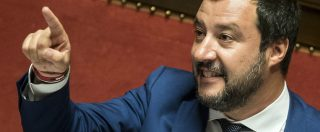 Salvini: tanti nemici, tanto orrore