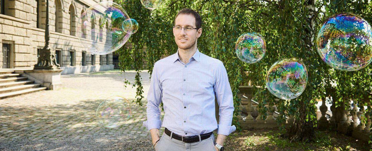 Alessio Figalli, così ha risolto l'equazione per prevedere il movimento delle nuvole