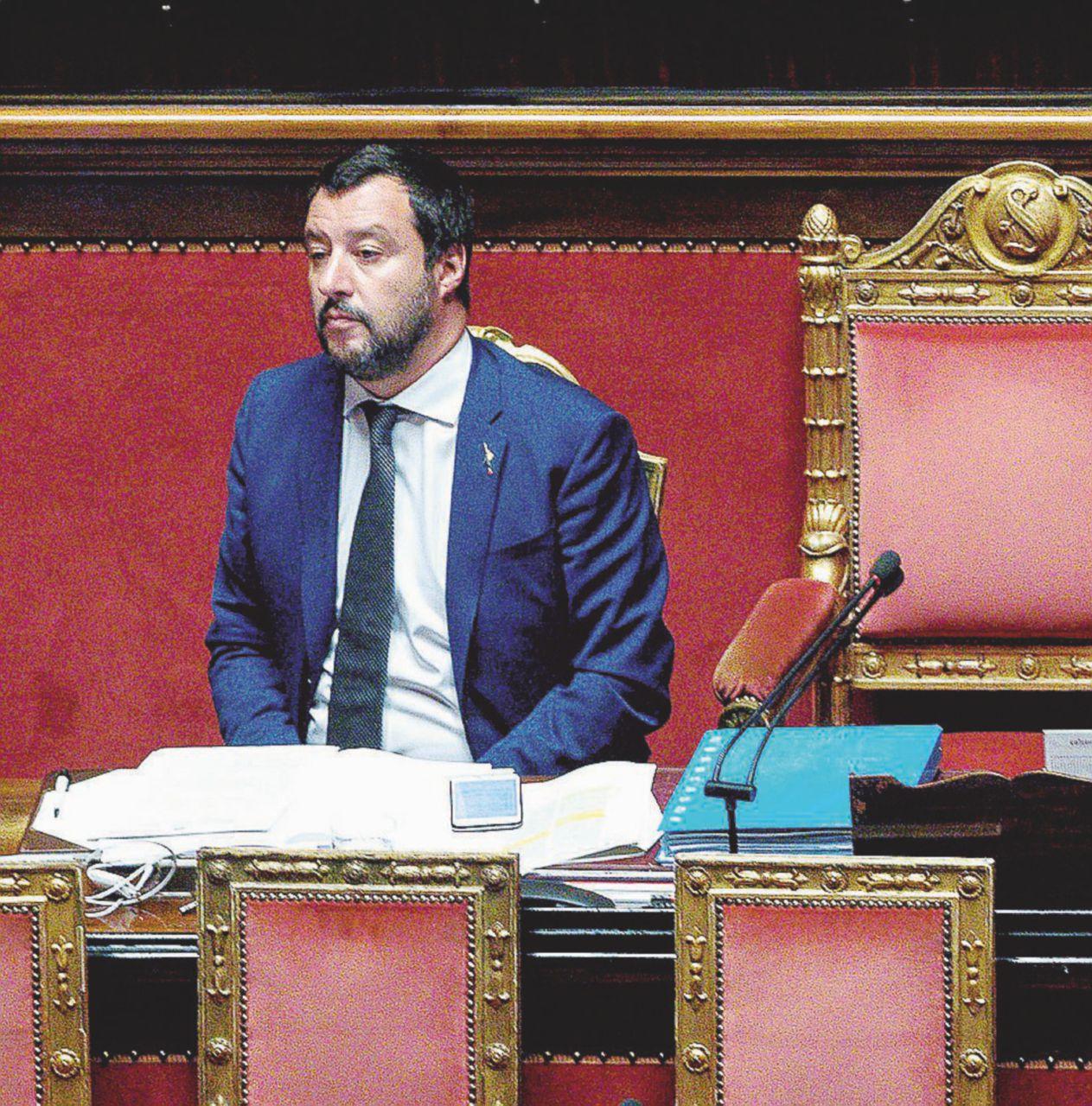 Rimpatri veloci, decreto Salvini entro fine agosto