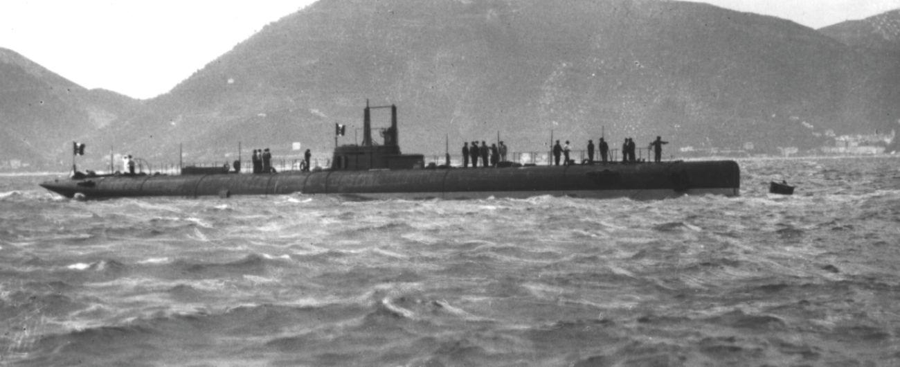 Dopo 101 anni dall'affondamento trovato il sommergibile Guglielmotti