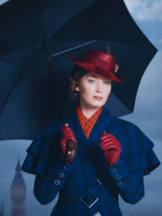 Da Mary Poppins al ritorno di John Travolta nei panni del padrino: i film che arriveranno in sala