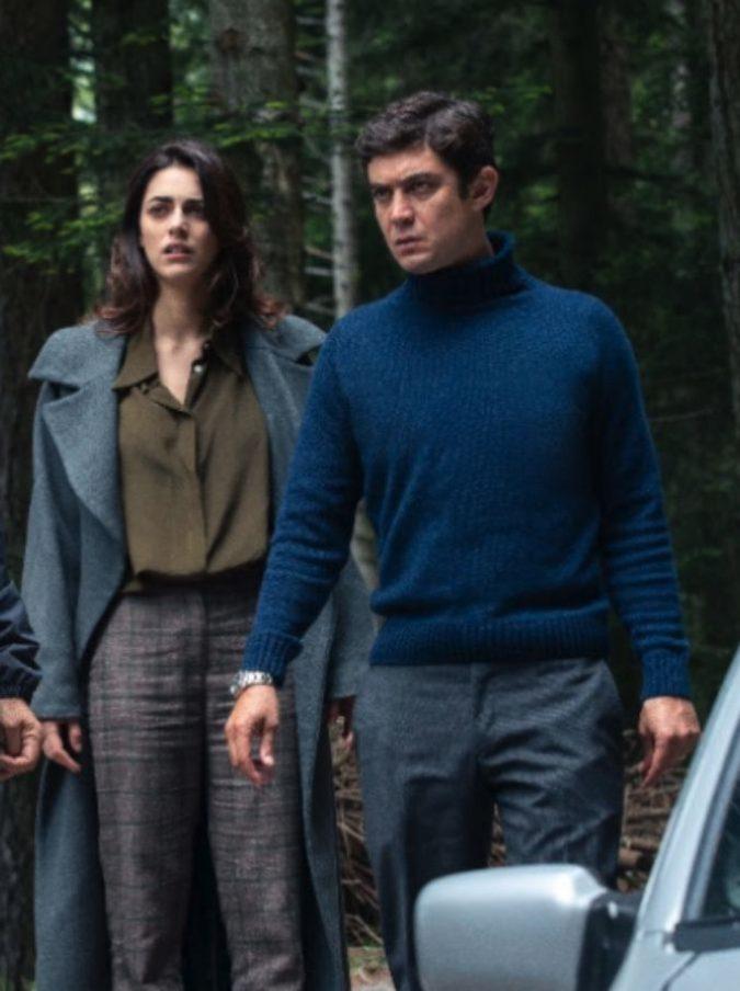 """Il testimone invisibile, Riccardo Scamarcio: """"Un thriller esemplare"""". E Miriam Leone: """"Grande sensualità"""""""