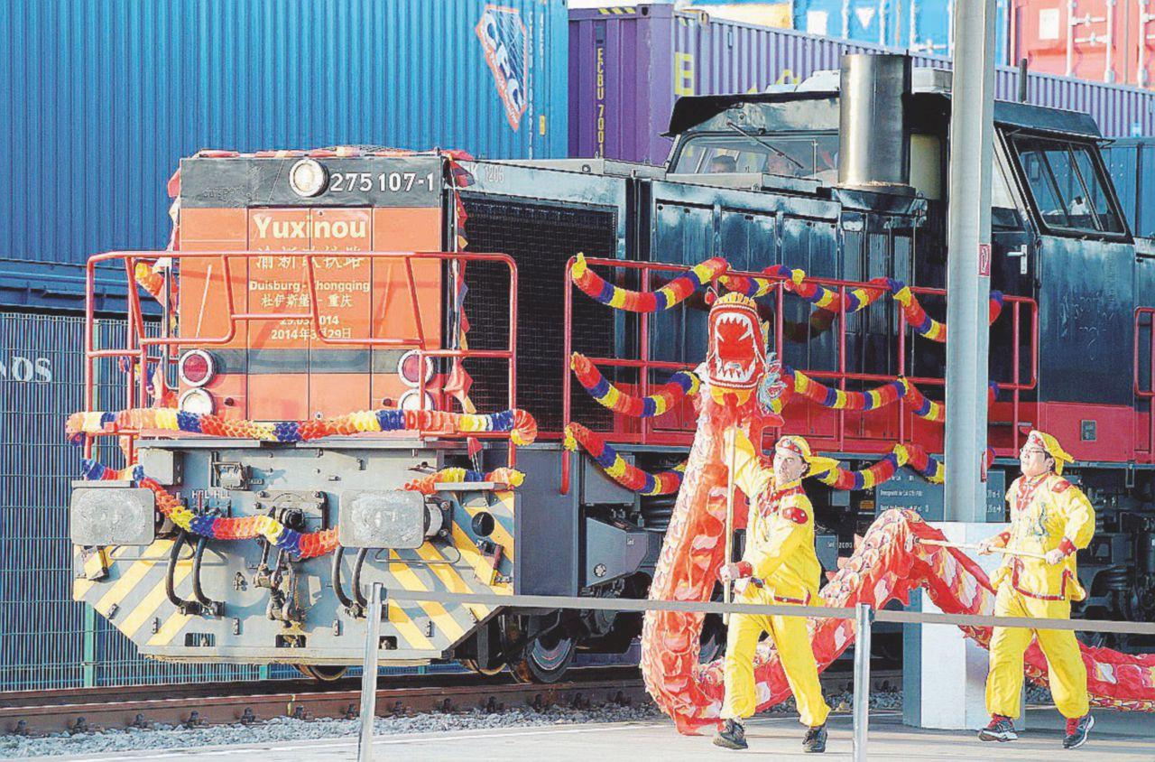 Non c'è solo la 'ndrangheta: Duisburg e il dragone cinese