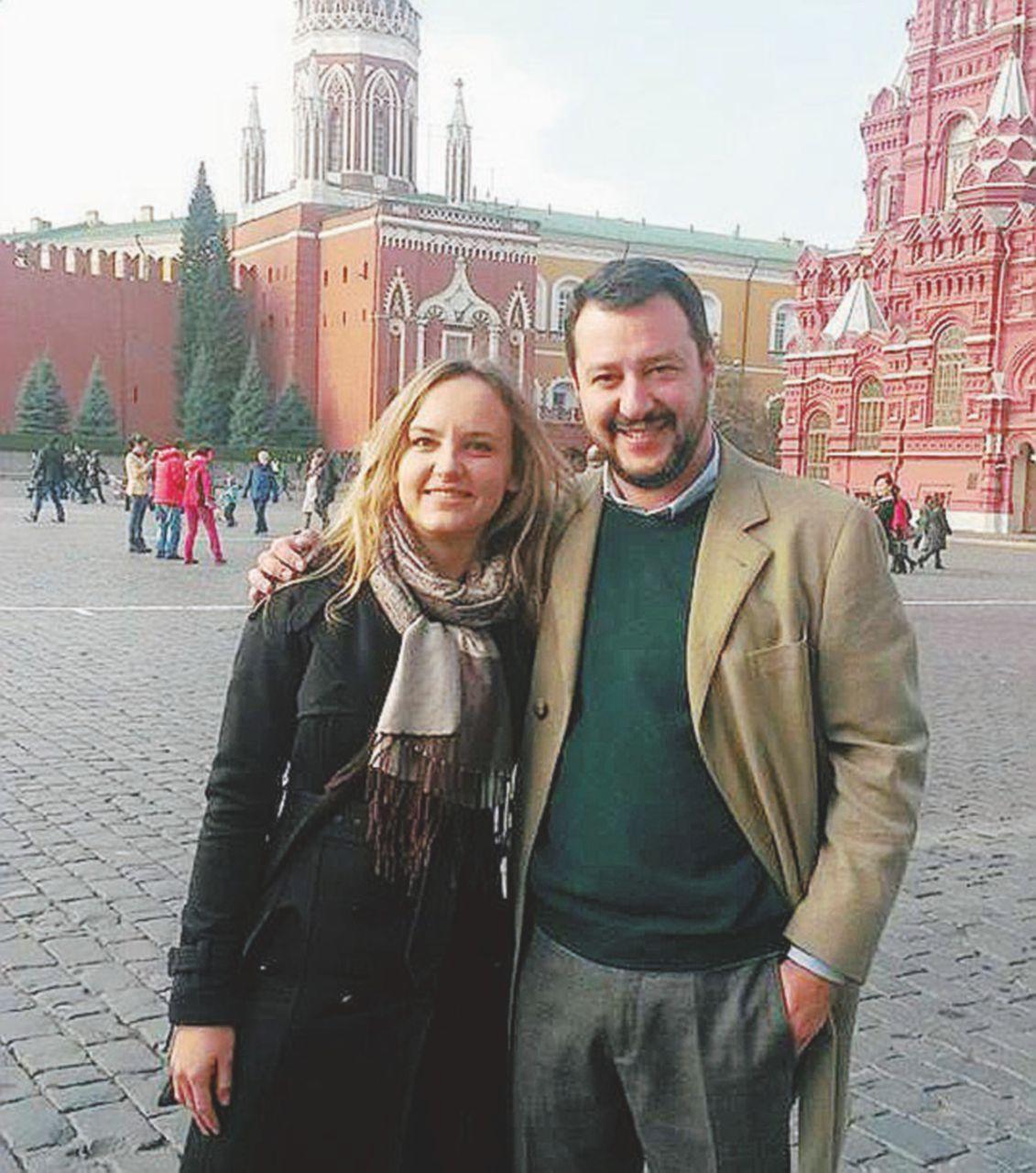 La rete di Irina Osipova: Dio, patria, Donbass (e Salvini)