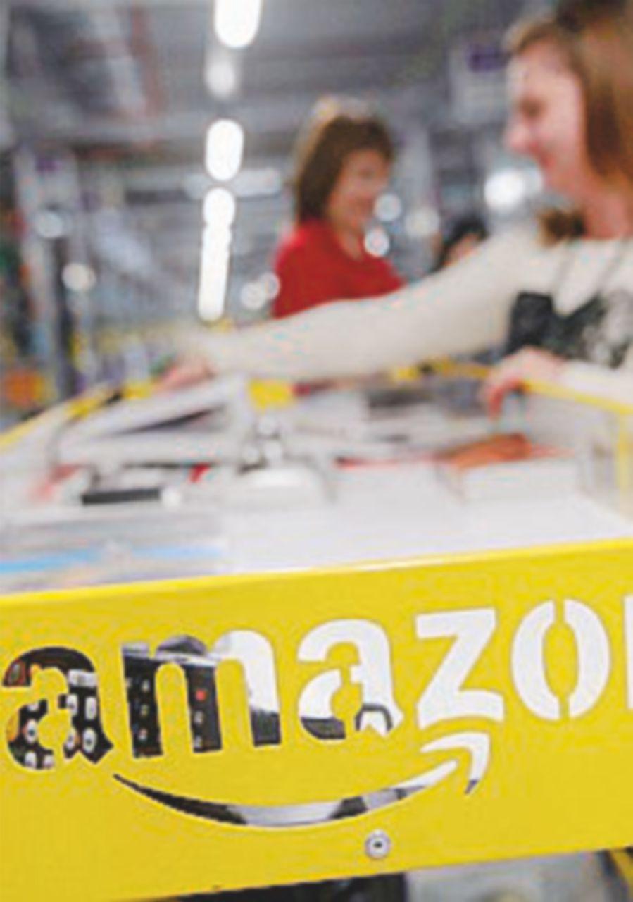 """L'Agcom multa Amazon: """"Attività postali senza titolo"""""""