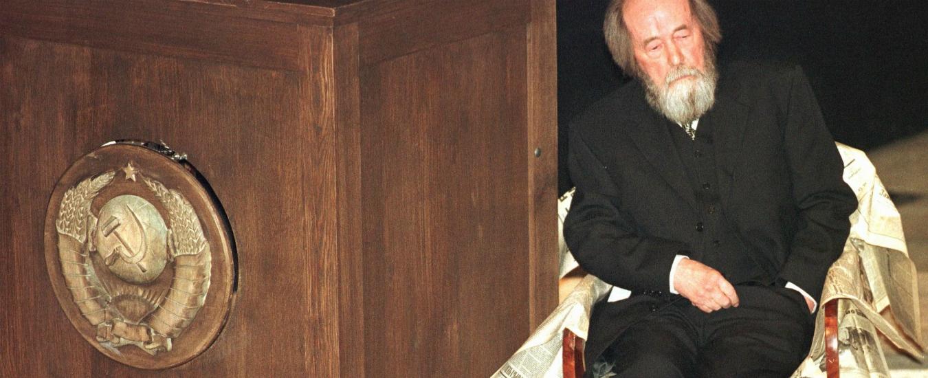Aleksandr Solženicyn e Jan Palach, memorie di agosto. Il mese più buio per la Russia e per l'Urss