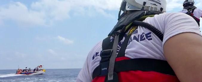 """Aquarius, diario di bordo – Giorno 4. Cominciano le guardie: """"Situazione nel Mediterraneo molto incerta"""""""