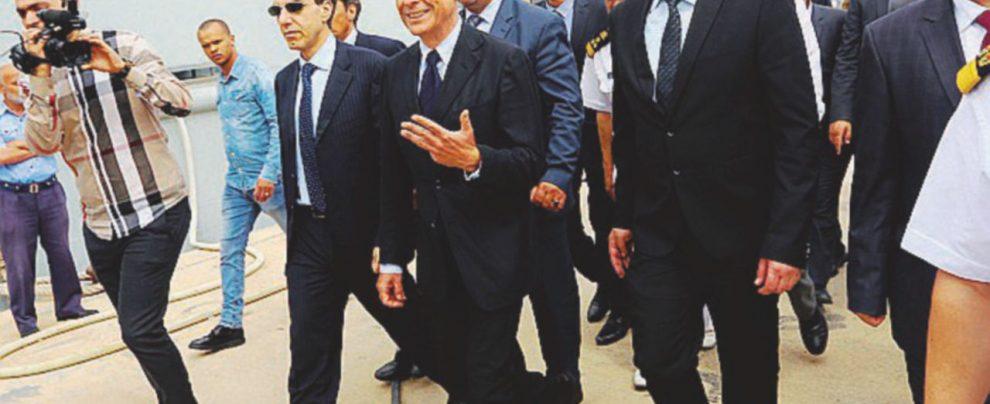 """""""Incostituzionale cedere motovedette alla Libia"""""""
