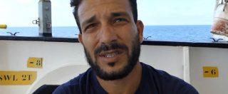 """Aquarius, il soccorritore Hassan: """"Qui perché anch'io fui salvato in mare. Un giorno lo racconterò ai miei figli"""""""