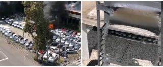 Bologna, esplosione in tangenziale: vetri rotti, infissi divelti e sedie distrutte a causa della deflagrazione