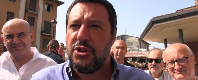 """Diciotti, l'inchiesta su Matteo Salvini trasmessa al tribunale dei ministri. Lui: """"Rischio 30 anni ma non mi fermo"""""""