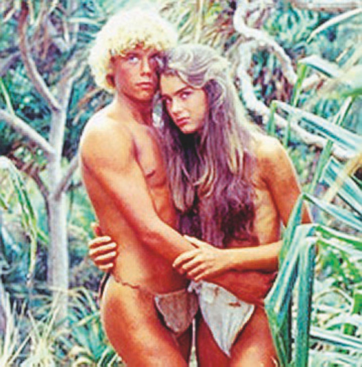 Laguna Blu, la favoletta soft porno che si fa cult