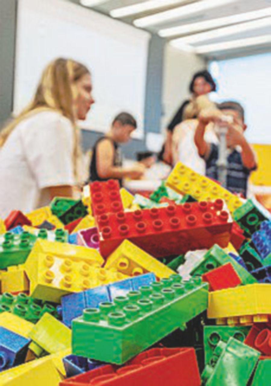 La bio-rivoluzione Lego: in arrivo mattoncini vegetali