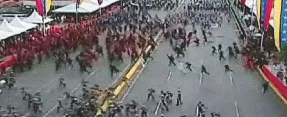 O Maduro o la resistenza. Ma con chi sta l'esercito?