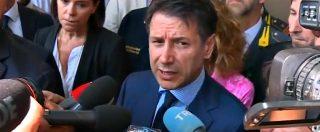 """Incendio tangenziale Bologna, Conte visita i feriti: """"Capire ciò che è successo per prevenire altre tragedie"""""""