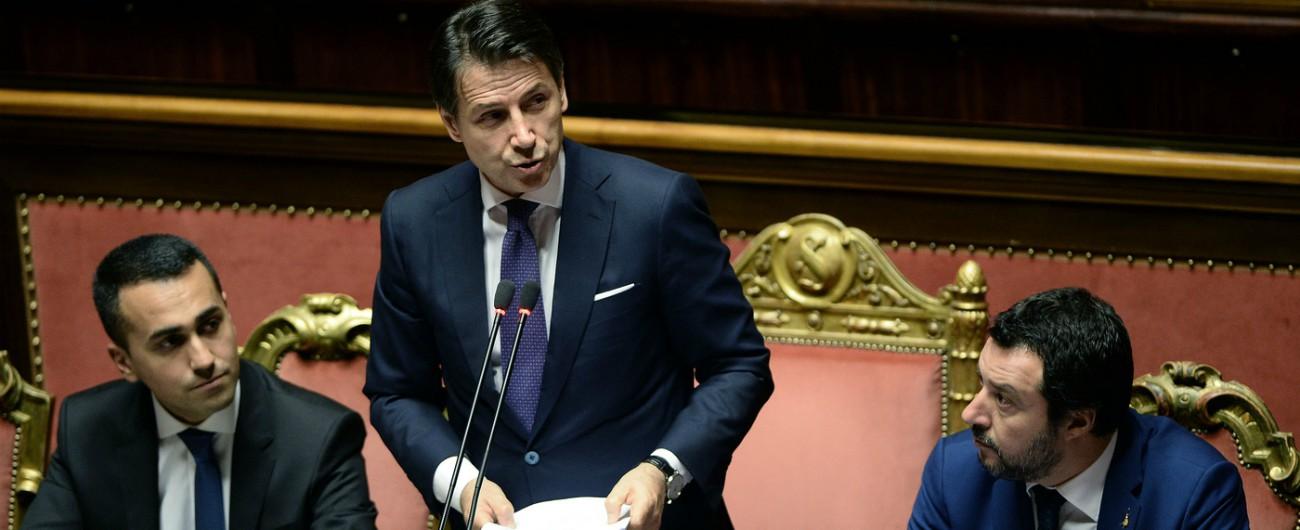 """Legge di Bilancio, vertice a Palazzo Chigi. Conte: """"Analisi degli sprechi per attuare contratto"""". Vicepremier: """"Via rami secchi"""""""