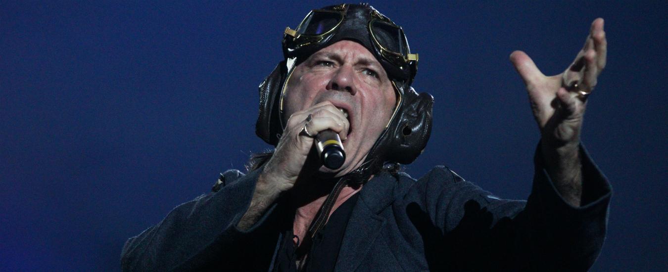 Bruce Dickinson, il cantante degli Iron Maiden compie 60 anni. E la sua voce non ha smesso di volare